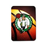 Celtics Basketball Apple Metal Light Switch Plate / Single Toggle Great Gift Idea Boston
