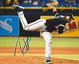 THYAGO VIERA signed 8x10 photo CHICAGO WHITE SOX COA A - Autographed MLB Photos
