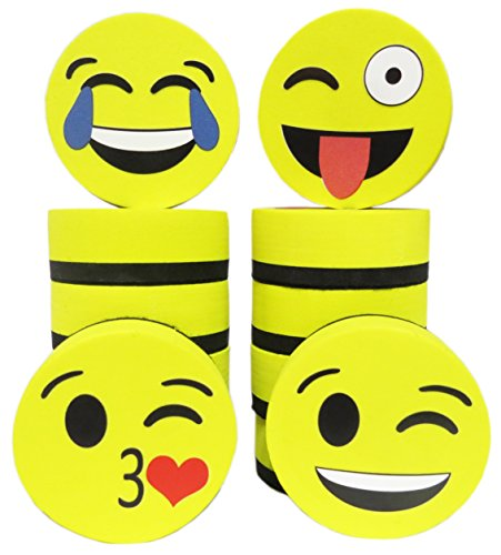 Emoji Magnetic Whiteboard Erasers Boards product image