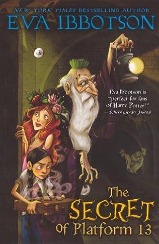 book cover of The Secret of Platform 13