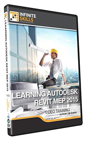 Learning Autodesk Revit MEP 2015 - Training DVD by Infiniteskills