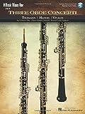 Three Oboe Concerti: Teleman * Handel * Vivaldi Music Minus One Oboe