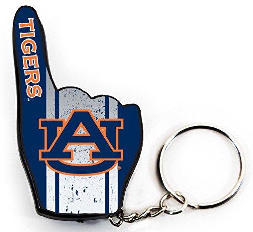 (Auburn Tigers #1 Fan Keychain)
