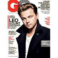 1-Year (12 Issues) of GQ Magazine Subscription