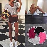 DaySeventh New Summer Pants Women Sports Shorts Gym Workout Yoga Short