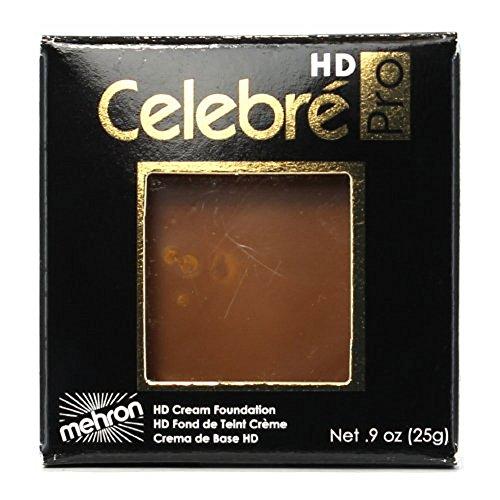 201 (.9_oz, Dark 2_HD) Mehron Celebre Makeup