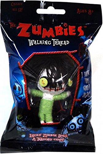 Amazon.com: La zumbies: Walking hilo Lucky Zombie muñeca ...