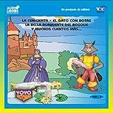 la cenicienta el gato con botas la bella durmiente del bosque y muchos cuentos mas (Spanish Edition)