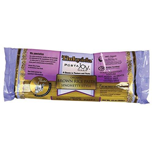 Tinkyada, Pasta Brown Rice Spaghetti Organic, 12 Ounce