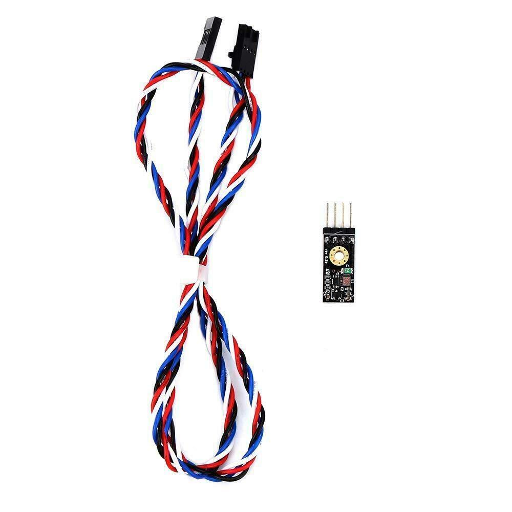 Prusa i3 mk3 sensor de filamento de impresora 3d con Cable: Amazon ...