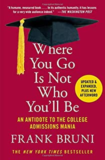 Are there any songs about college admissions?