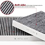 Puroma 2 Pack Cabin Air Filter with Activated