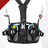 TwoLions Professional Sport Waist Bag For Drifts Skates and Freeline Skates