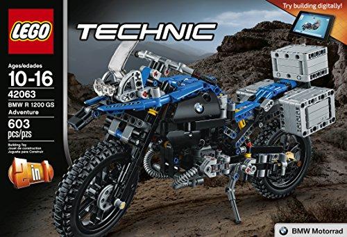 LEGO Complete Sets & Packs Toys & Hobbies Lego  Technique BMW R 1200 GS Adventure 42063