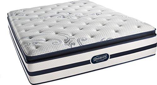 Beautyrest Recharge Simmons Luxury Firm Pillow Top Mattress,
