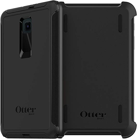 OtterBox Defender Series Case for Samsung Galaxy Tab A (8.0-2018 Version) - Retail Packaging - Black