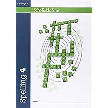 Spelling Book 4 by Matchett Carol (2013-07-15)
