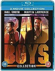 Bad Boys Triple Pack [Blu-ray] [2020] [Region Free]