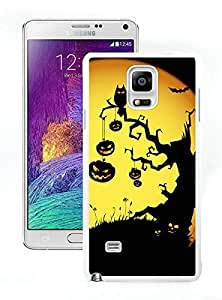 Hot Sell Halloween White Samsung Galaxy Note 4 Case 2