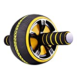 WINOMO Ab Roller Wheel Abdominal Exercise Wheel Abdominal Workout Equipment Exercise Roller For Sale