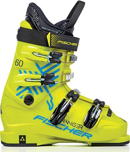 Fischer Ranger 60 Jr. Thermoshape Ski Boots Kid's Sz 5.5 (23.5)