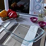 Borosil Rectangular Dish, 3 Litres
