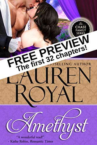 (Amethyst: Free Preview - The First 32 Chapters (Chase Family Series: The Jewels Book 0))