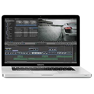 Apple MacBook Pro 15in Laptop Intel Quad Core i7 2.6GHz (ME874LL/A) Retina Display, 16GB Memory, 512GB Solid State Drive (Renewed)