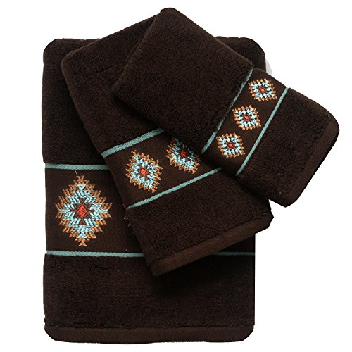Homewear Suba Hand Towel, Brown, ()