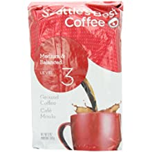 Seattle's Best Level 3 Ground Blend Coffee, Medium Balanced, 12-Ounce (Pack of 2)