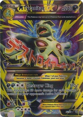 Tyranitar Pokemon Card - 8