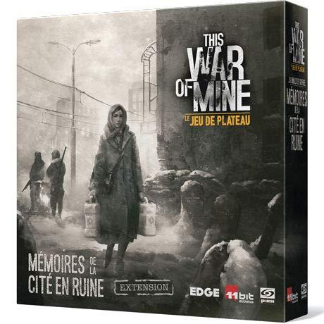 This War of Mine - 2 - Mémoires de la Cité en Ruine (Extension)