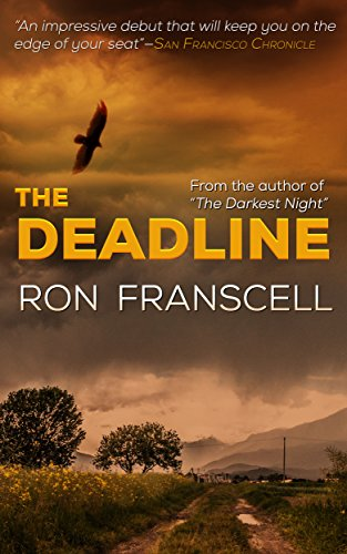 Journalist Jefferson Morgan must dig deep into a town's past to unveil a killer who's remained hidden for almost 50 years. The Deadline by Ron Franscell