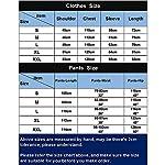 H Monde Shopping pour Homme Tactique BDU Combat Uniforme Veste Chemise & Pantalons Costume pour l'armée Militaire… 7