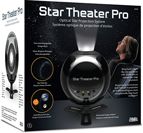 In My Room Star Theater Pro Home Planetarium Light Projector and Night Light