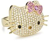 "Hello Kitty ""Simply Kitty"" Ring, Size 7"
