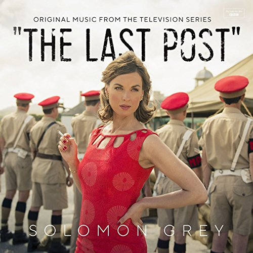 The Last Post - Original TV Soundtrack -  Solomon Grey, Audio CD