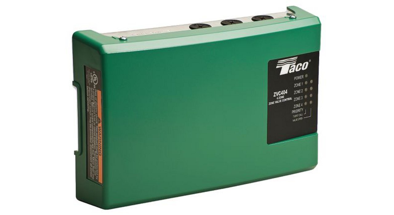 ZVC404-4 Zone Valve Control, 4 Zone by Taco