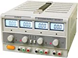 Elenco XP-770  Triple Output Power Supply: Dual 0-20 2A and 5-volt 2A LCD Display