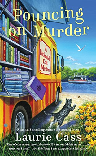 Pouncing on Murder (Bookmobile Cat Mysteries)