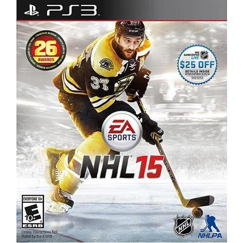 Electronic Arts EA 73292 NHL 15 for Playstation 3