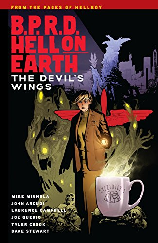 B.P.R.D Hell on Earth Volume 10: The Devils Wings -
