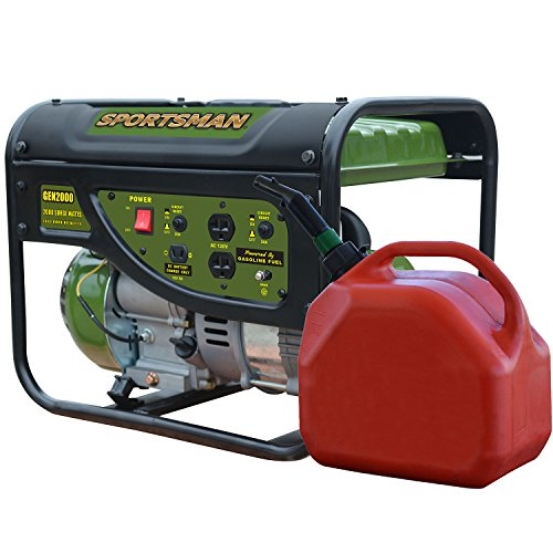 Sportsman GEN2000 1400 managing Generators