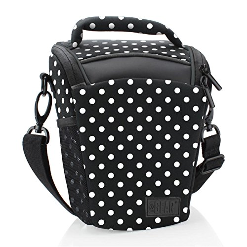 Polka Dot Camera Case - 3