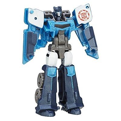 Transformers: Robots in Disguise Legion Class Blizzard Strike Optimus Prime