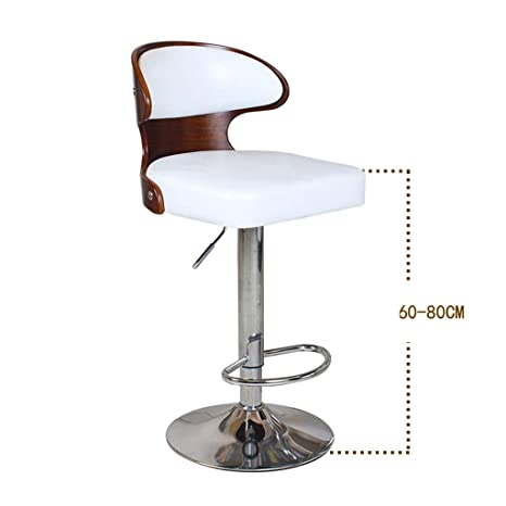 Phenomenal Amazon Com Front Desk Bar Chair Adjustable Rotatable Metal Uwap Interior Chair Design Uwaporg