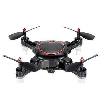 ZSTY Drone, Plegado Mini Posicionamiento de Flujo óptico Alto ...