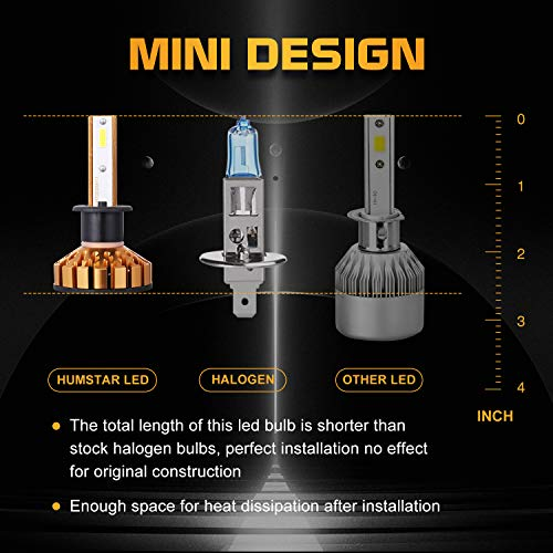 F6-Led-Headlight-Bulb-Mini-Design-8000LM-6000K-60W-CSP-Chips-with-Anti-Flickering-Decoder-Conversion-Kit-Halogen-Headlights-Replacement-Cool-White-2-Years-Warranty