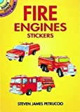 img - for Fire Engines Stickers (Dover Little Activity Books Stickers) book / textbook / text book