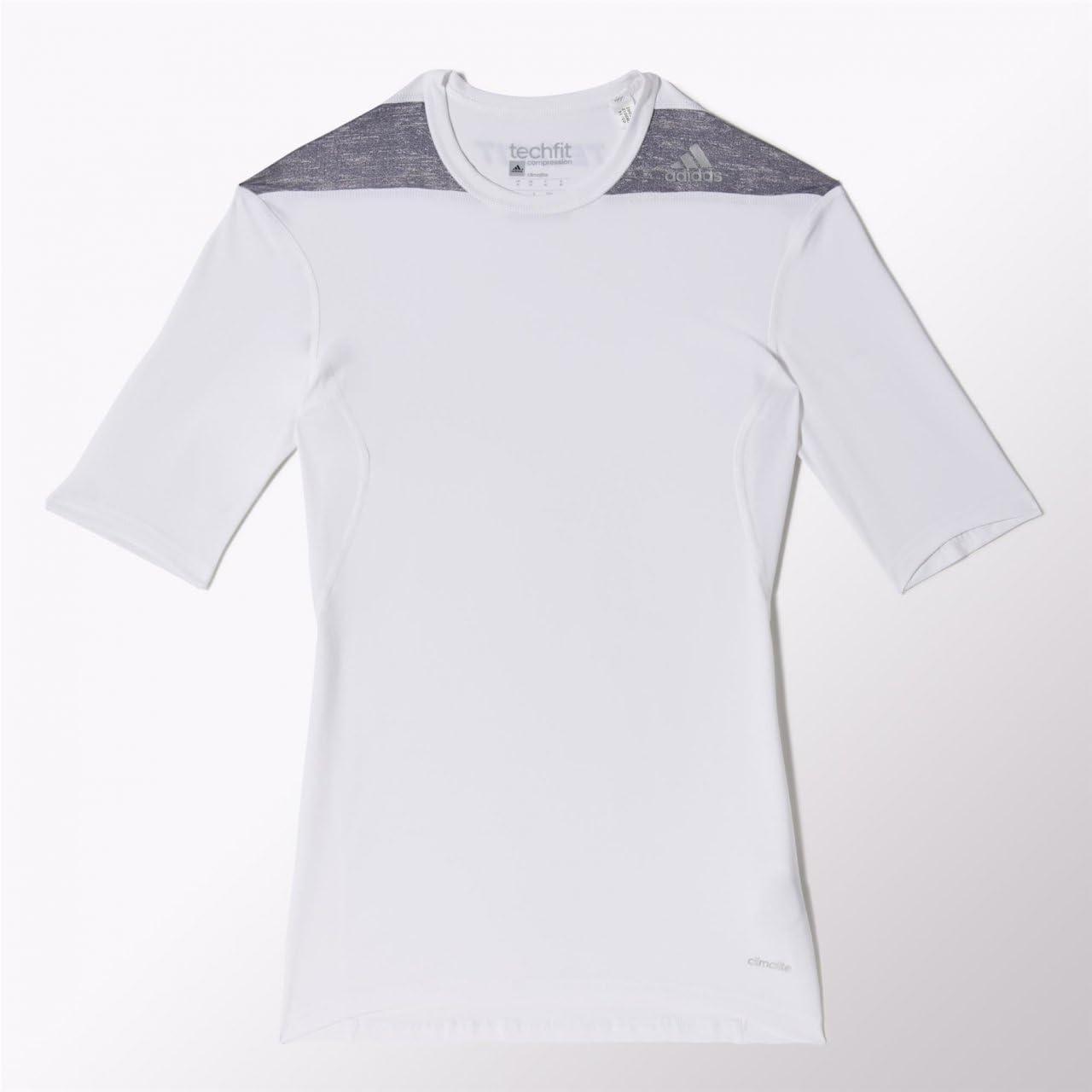 tee-Shirt Techfit Training TF Base SL Noir D81409